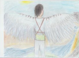Icarus by Lionessfeather