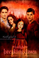 Twilight Breaking Dawn part 2 by KathyWebs
