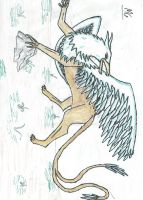 Gryphon by Mgcroco