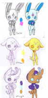 Friends for Resa-Concept Stuff by chicinlicin