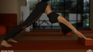 Beauty of Yoga 10 by EcVh0