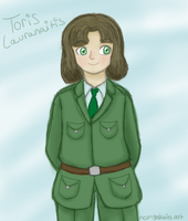 APH - Just another cute drawing of Liet by NeonGalaxies