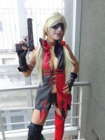 Harley Quinn- Injustice by Caymancross