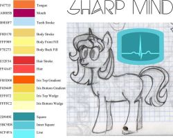 Color Guide by SharpM1nd