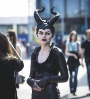 Maleficent STARCON 2014 by skooomaCat