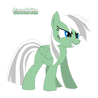 Spearmint on a Friday by Goodrita