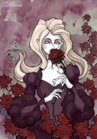 Wild Rose by IrenHorrors