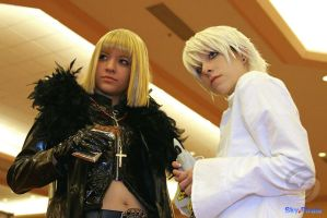 :Mello and Near: Akon 2007 by Kawaii-Shuichi