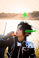 Kirito ALO version - Sword Art Online by Kaelcosplay