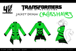 Crosshairs Jacket Design by Arsevere