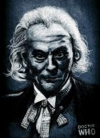 Young and Brash - William Hartnell by kelvin8