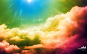 .glory of colour by sujanan