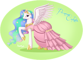 KP: Spring Time Celestia by Amenoo