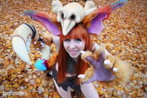 Gnar - League of Legends by puppichu
