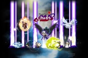 MapleStory Chaos Wallpaper by Mastiurcheef