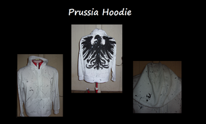 Prussia Hoodie by Cosplay-Closet