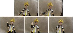 New Faces of Len by Mako-chan89