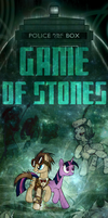 Game of Stones Cover Art by Loyal2Luna