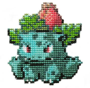 002 - Ivysaur by Devi-Tiger