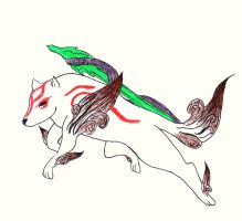 Amaterasu by Up-Your-Arsenal-N90
