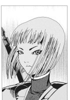Clare- Claymore by EricEdWest