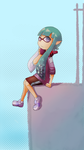 Squid kid by G-Chan0nly