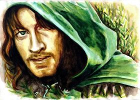 The Lord of the Rings: Faramir by Elrin-Tingiliell