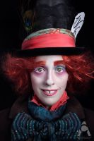 Mad Hatter by Prettyscary