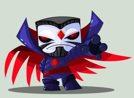 Mr. Sinister by vancamelot