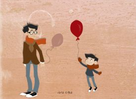 Harry and Son by CaptainChants