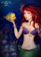 Little mermaid by maxicarry