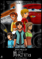 World of Machina Cover by Aileen-Rose