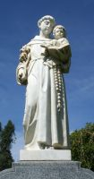 Mount Olivet Cemetery Saint Anthony 43 by Falln-Stock