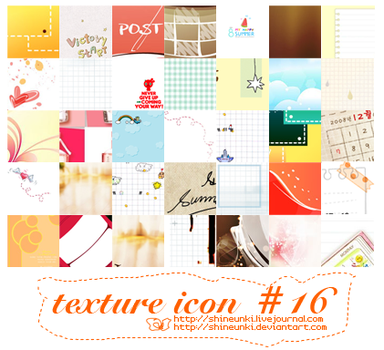 Texture icon 16 by shineunki