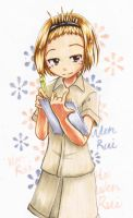 CW 4koma Project: Ho Wen Rui by howeirong