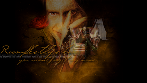 Rumplestiltskin Wallpaper by WhilteringAway