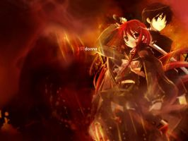 Shakugan No Shana by vi3tp3t3r