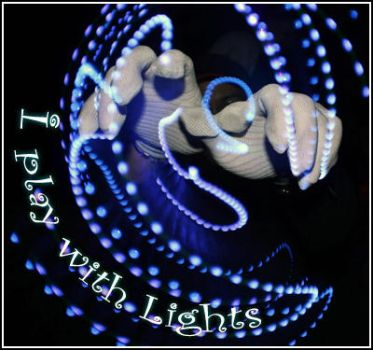I Play with Lights by Eluude