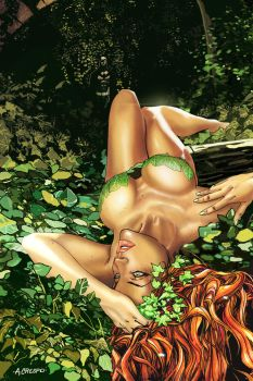 A Bed Of Ivy by tonytorrid