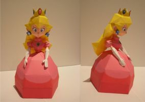 Princess Peach by CJM99