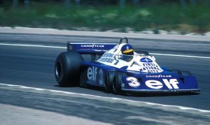 Ronnie Peterson (Spain 1977) by F1-history