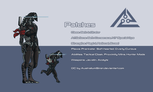 Patches' Character Sheet by AustraliumSiren
