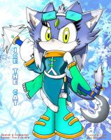 Ice the Cat. by LeivyAthan