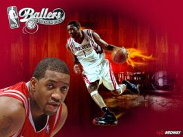 Tmac Wallpaper by eferna