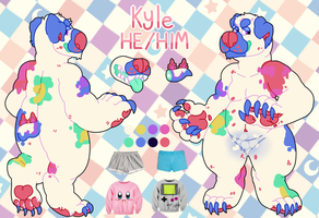 Kyle Reference Sheet by Choweh