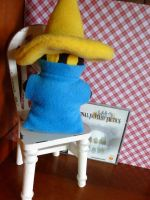 Black Mage Pocket Plushie by greenchylde