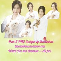 Pack 5 PNG Seohyun by thucanhtkna
