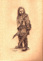Fili Sketch by NorseGirl