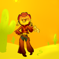 Cowgirl by ASKTHISBITCH