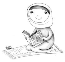 I love the Holy Quran by ka2en